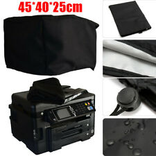 Waterproof 3D Printer Protective Dust Cover For Epson Workforce WF-3620 Black
