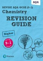 Mark Grinsell - Revise AQA GCSE Chemistry Higher Revision Guide