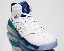 Jordan Mars 270 Grape Men's White Reflect Silver Casual Lifestyle Sneakers Shoes