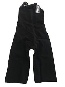 Speedo Power Plus Prime Female Kneeskin Tech Suit Fastskin Size 26 NWT $170 MSRP