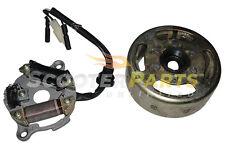 Electric Stator Alternator Flywheel Part Yamaha 50cc Dirt Pit Bike PW50 Y-Zinger