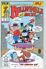 Bullwinkle and Rocky #1 November 1987 FN-