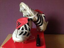 Adidas Predator Mania TRX SG Gr.41 1/3 UK 7,5 US 8 Wie Neu Like New One Game Use