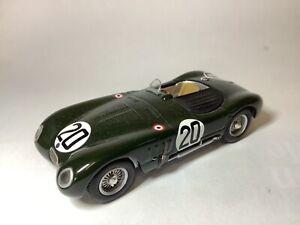 1/43 Jaguar XK 120C: 1951 Le Mans Winner by Ixo: Walker and Whitehead