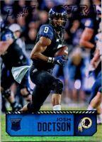 2016 Prestige Football Xtra Points Blue Card #240 Josh Doctson Redskins Rookie