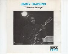 CD JIMMY DAWKINStribute to orange1990 FRANCE EX (A4403)
