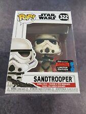 Star Wars - Sandtrooper NYCC 2019 EXCLUSIVE FUNKO POP VINYL FIGURE *NEW* +PROTEC