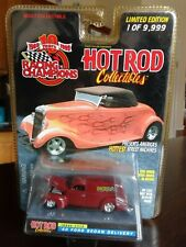 1940 FORD SEDAN DELIVERY RACING CHAMPIONS LTD EDITION NEW IN USED PACKAGE