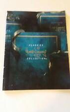 Walt Disney Classics Collection Catalog Booklet Wdcc