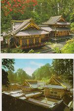 Neues Angebot6 AK Cards Toshogu Schrein Tempelstadt Nikko Japan - ungelaufen -