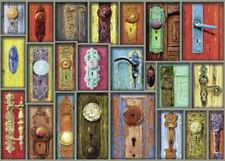 Ravensburger Antique Doorknobs 1000 piece Jigsaw Puzzle