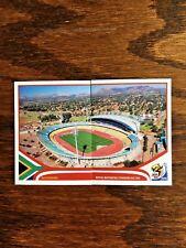 ROYAL BAFOKENG STADIUM PANINI STICKERS, WORLD CUP SOUTH AFRICA 2010 #SA22-23