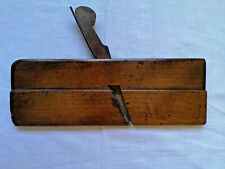 Three antique carpentry / woodworking planes