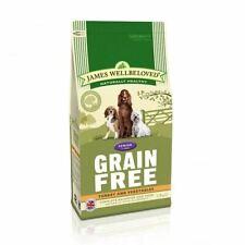 James Wellbeloved Grain Free Turkey & Vegetables Senior Dog Food 1.5kg