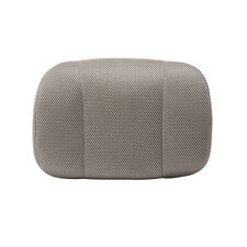 Ergonomic Lumbar Support Pillow Memory Foam ChairCushion Lower Back Pain Relief