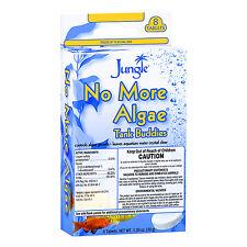 Jungle 8-Tablets TANK BUDDIES Aquarium Water Crystal Clear NO MORE ALGAE 20669