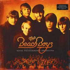 THE BEACH BOYS WITH THE ROYAL PHILARMONIC ORCHESTRA DOPPIO VINILE LP NUOVO