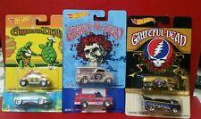 Hot Wheels Grateful Dead full set.
