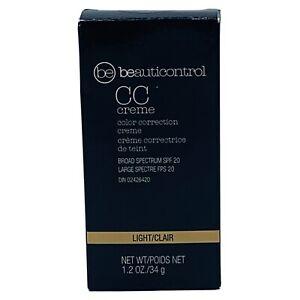 BeautiControl CC Creme Color Correction Creme Broad Spectrum SPF 20 - Light!
