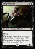 1x SANGROMANCER - Vampire  Commander/Conspiracy - MTG - Magic the Gathering - NM