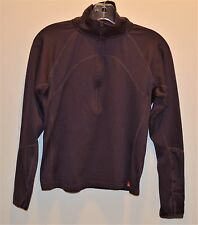 Woman's North Face ¼ Zip with VaporWick  –size M