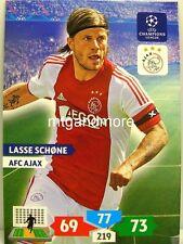 Adrenalyn XL Champions League 13/14 - Lasse Schone - AFC Ajax