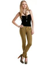 Free People 'Coffee' Corduroy Skinny Jeans - Sz 26 - Sexy Carefree Style! NWT