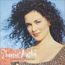 SHERRIE AUSTIN - STREETS OF HEAVEN (CD 2003) NEW ! RARE ! FREE SHIPPING IN USA