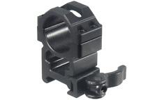 "UTG 1"" Quick Detachable Scope Rings High Profile 2pc RQ2W1204"