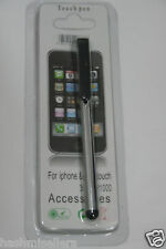 5X Universal Touch Screen Stylus Pen for iPod iPhone iPad Touch Screen More