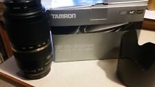 Tamron SP 70-300mm F/4-5.6 VC Di USD Zoom Telephoto Lens For Canon EF/EF-S