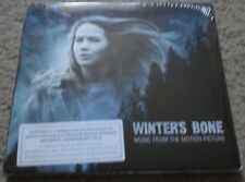 CD Winter's Bone OST NEW SEALED (2010) Jennifer Lawrence Tindersticks