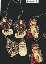 # GLANZBILDER  # EF 6301 Christbaumschmuck/ Weihnachtsbaum wie Bogen EF 7285