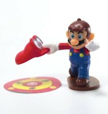 #1 Mario Cap Thrower - Super Mario - McDonalds 2018 Happy Meal Toy - Brand New
