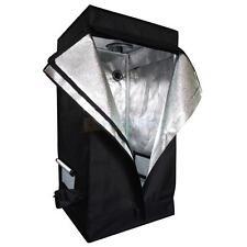 "24""x 24""x48"" 100% Reflective Mylar Hydroponics Indoor Grow Tent Gardening"