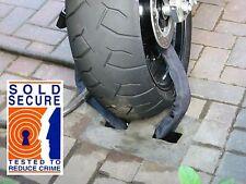 MOTORCYCLE,, MOTORBIKE, TRIKE  - SECURITY GROUND ANCHOR Yanchor (original)