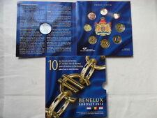 manueduc CARTERA  BENELUX  OFICIAL  2012  Belgica  Luxemburgo  Holanda   NUEVA