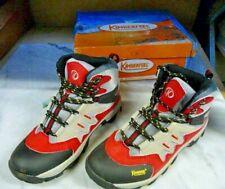 Chaussures de randonnée légères Kimberfeel Peak rouge, taille 38