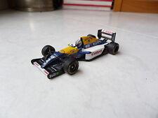 Williams Renault FW15 Alain Prost n°2 Minichamps 1/43 1993 F1 Champion du monde