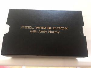 Andy Murray Feel Wimbledon Google Cardboard VR Headset