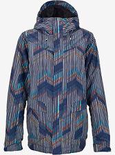 Burton Women's Cadence Jacket XS Colorway: Dusk Chevron 2015-16 **NWT**