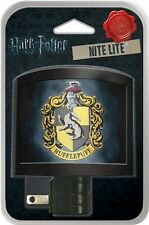 Harry Potter House of Hufflepuff Crest Logo Night Light NEW UNUSED #70263