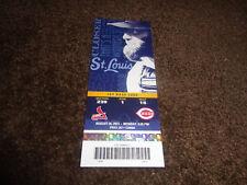 CARDINALS 2013 TICKET STUB 8/26/13 VS REDS~Carlos Martinez FIRST MLB WIN