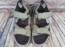 Nike ACG Sandals Men's Sz 12 Tan/Brown/Black Outdoor