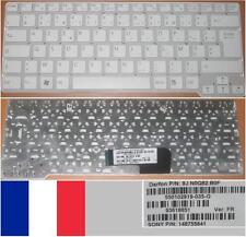 Clavier Azerty Français SONY VGN-CW 550102919-035-G,9J.N0Q82.B0F 148755641 Blanc