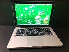 "Apple Macbook Pro 13"" Pre-Retina - Upgraded - 1Tb Hd + 8Gb Ram + 1 Year Warranty"