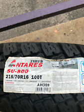 1 New 215 70 16 Antares SU-800 Tire