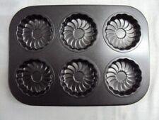 Moldes y bandejas sin marca acero para horno