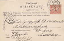Ansicht 8 aug 1905 Zwolle-Zutphen F (grootrond) naar Muiderberg (grootrond)