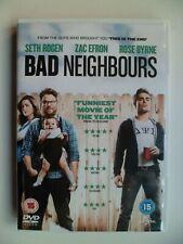 Bad Neighbours (DVD, 2014) Seth Rogen